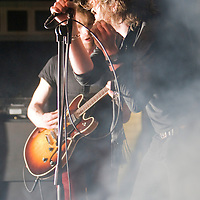 The Paris Riots perform live at The Aftershow, Moho Live, Manchester, UK, 2009-01-30