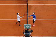 ELINA SVITOLINA (UKR) won the game against Caroline GARCIA (FRA) during the Roland Garros 2020, Grand Slam tennis tournament, on October 4, 2020 at Roland Garros stadium in Paris, France - Photo Stephane Allaman / ProSportsImages / DPPI