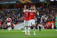 Arsenal v FC Voskla Potlava 200918