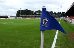 Kings meadow, home of AFC Wimbledon - Mandatory byline: Robbie Stephenson/JMP - 07966 386802 - 26/12/2015 - FOOTBALL - Kingsmeadow Stadium - Wimbledon, England - AFC Wimbledon v Bristol Rovers - Sky Bet League Two