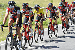 June 16, 2018 - Gommiswald, Suisse - BELLINZONA, SWITZERLAND - JUNE 16 : PORTE Richie (AUS)  of BMC Racing Team during stage 8 of the Tour de Suisse cycling race, a stage of 123 kms between Bellinzona and Bellinzona on June 16, 2018 in Bellinzona, Switzerland, 16/06/2018 (Credit Image: © Panoramic via ZUMA Press)