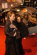 Kristen Scott Thomas. arrive at the 2006 BAFTA Awards at the Leicester Square Odeon Cinema in London. 19 February 2006.  -DO NOT ARCHIVE-© Copyright Photograph by Dafydd Jones 66 Stockwell Park Rd. London SW9 0DA Tel 020 7733 0108 www.dafjones.com
