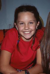 Aug 11, 1997; Los Angeles, CA, USA; AMANDA BYNES @ the Nickolodean Big Help Telethon. .  (Credit Image: Terry Lilly/ZUMAPRESS.com)