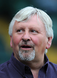 Yeovil Town's Manager Paul Sturrock - Photo mandatory by-line: Harry Trump/JMP - Mobile: 07966 386802 - 11/08/15 - SPORT - FOOTBALL - Capital One Cup - First Round - Yeovil Town v QPR - Huish Park, Yeovil, England.