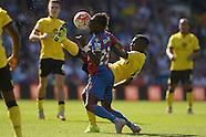 220815 Crystal Palace v Aston Villa