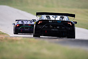 June 6, 2021. Lamborghini Super Trofeo, VIR: 82 Scott Welham , Change Racing, Lamborghini Charlotte, Lamborghini Huracan Super Trofeo EVO