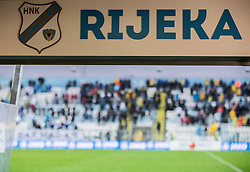 Feature during football match between HNK Rijeka and HNK Hajduk Split in Round #15 of 1st HNL League 2016/17, on November 5, 2016 in Rujevica stadium, Rijeka, Croatia. Photo by Vid Ponikvar / Sportida