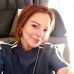 """Lindsay Lohan releases a photo on Instagram with the following caption: """"Landed in #greece\ud83c\uddec\ud83c\uddf7 #2017 #SickNote \u2764\ufe0f #behindthescenes #preemium"""". Photo Credit: Instagram *** No USA Distribution *** For Editorial Use Only *** Not to be Published in Books or Photo Books ***  Please note: Fees charged by the agency are for the agency's services only, and do not, nor are they intended to, convey to the user any ownership of Copyright or License in the material. The agency does not claim any ownership including but not limited to Copyright or License in the attached material. By publishing this material you expressly agree to indemnify and to hold the agency and its directors, shareholders and employees harmless from any loss, claims, damages, demands, expenses (including legal fees), or any causes of action or allegation against the agency arising out of or connected in any way with publication of the material."""