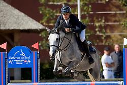 Vanleerberghe Cedric, BEL, Quelle Bell<br /> BK Young Horses 2020<br /> © Hippo Foto - Sharon Vandeput<br /> 6/09/20