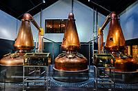 République d'Irlande, Dublin, le Dublin Liberties Distillery, whiskey // Republic of Ireland; Dublin, The Dublin Liberties Distillery, whiskey