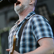 Bob Mould performs at Bumbershoot 2013 in Seattle, WA USA