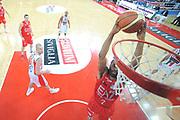 DESCRIZIONE : Pesaro Lega A 2011-12 Scavolini Siviglia Pesaro EA7 Emporio Armani Milano Semifinali Play off gara 3<br /> GIOCATORE : Malik Hairston<br /> CATEGORIA : special tiro schiacciata<br /> SQUADRA : EA7 Emporio Armani Milano<br /> EVENTO : Campionato Lega A 2011-2012 Semifinale Play off gara 3<br /> GARA : Scavolini Siviglia Pesaro EA7 Emporio Armani Milano<br /> DATA : 02/06/2012<br /> SPORT : Pallacanestro <br /> AUTORE : Agenzia Ciamillo-Castoria/GiulioCiamillo<br /> Galleria : Lega Basket A 2011-2012  <br /> Fotonotizia : Pesaro Lega A 2011-12 Scavolini Siviglia Pesaro EA7 Emporio Armani Milano Semifinale Play off gara 3<br /> Predefinita :