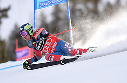 06.12.2015, Birds of Prey Course, Beaver Creek, USA, FIS Weltcup Ski Alpin, Beaver Creek, Riesenslalom, Herren, 1. Lauf, im Bild Ted Ligety (USA) // Ted Ligety of the USA during the first run of mens Giant Slalom of the Beaver Creek FIS Ski Alpine World Cup at the Birds of Prey Course in Beaver Creek, United States on 2015/12/06. EXPA Pictures © 2015, PhotoCredit: EXPA/ Erich Spiess