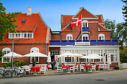 Bröndums Hotel in Skagen where the famous Skagen painters used to stay