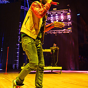 COLUMBIA, MD - April 28th, 2012 -   Kid Cudi performs at the 2012 Sweetlife Food and Music Festival at Merriweather Post Pavilion in Columbia, MD. Cudi recently released the album WZRD, a collaboration with the record producer Dot da Genius. (Photo by Kyle Gustafson/For The Washington Post)