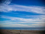 SeaCliff State Beach, Aptos, California.