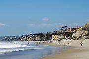 Summer at State Beach San Clemente