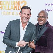 NLD/Amsterdam/20181209 - Premiere  Bon Bini Holland 2, Jandino Asporaat en Najib Amhali