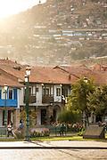 The Plaza de Armas, Cusco, Peru, South America