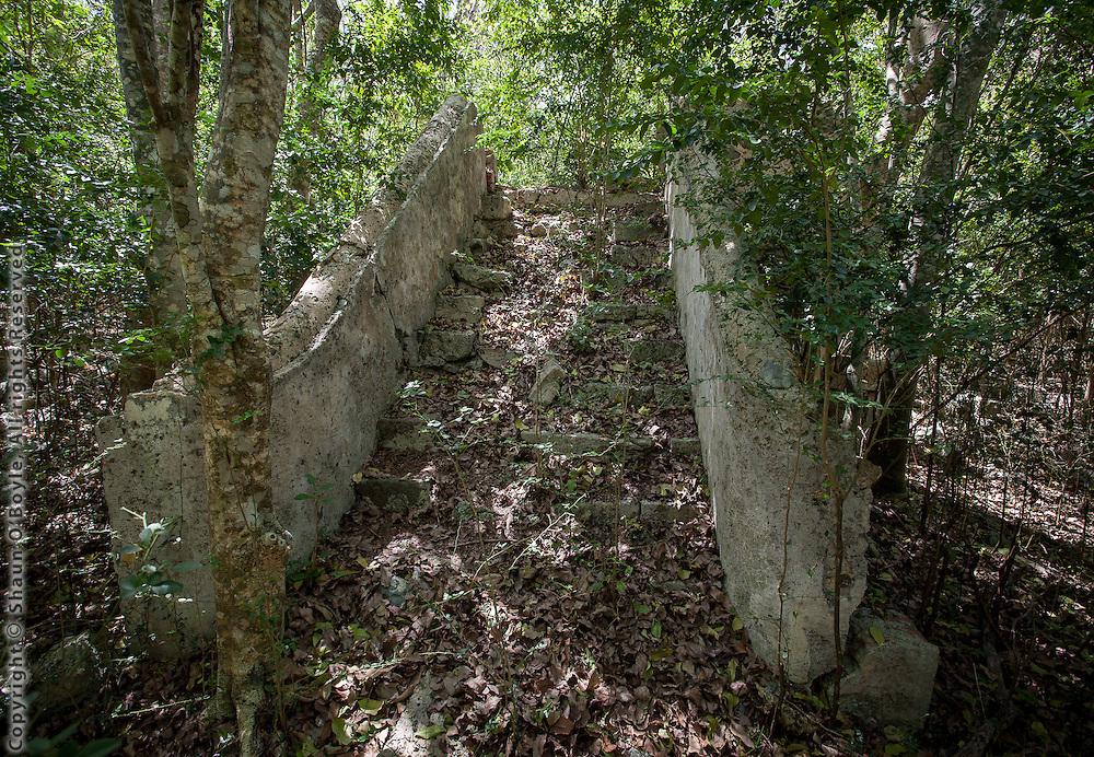 Fredriksdal Ruin, St John, USVI