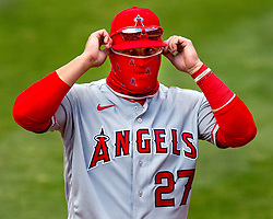 Mike Trout, 2020