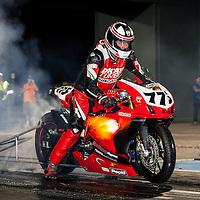 Wayne Patterson (775) - Ducati Competition Bike.