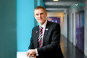 Mike Hopkins, Principal of South and City College. Picture by Shaun Fellows / Shine Pix
