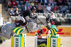 Gulliksen Geir, NOR, Gin Chin van het Lindenhof<br /> European Championship Jumping<br /> Rotterdam 2019<br /> © Hippo Foto - Dirk Caremans