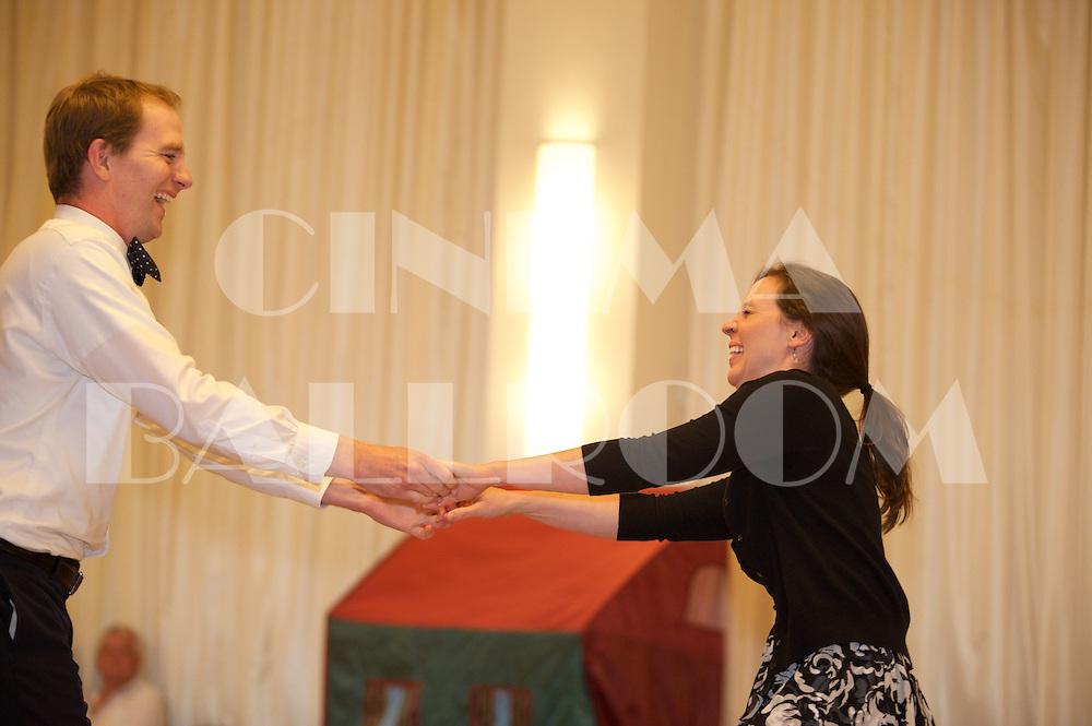 Elisabeth Fulling and Andrew Granchalek