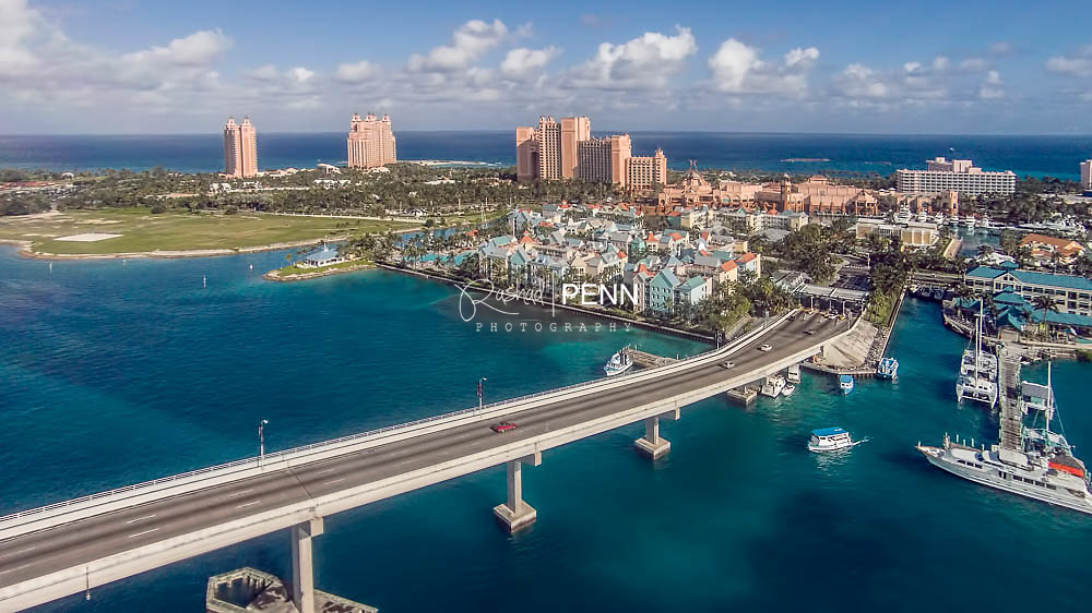 The Bridge Authority of the Bahamas. Sydney Poitier bridge connection between New Providence and Paradise Island.<br /> <br /> <br /> Photos by Rashad Penn Photography