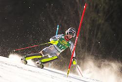 Mina Fuerst Holtmann (NOR) during the Ladies' Slalom at 56th Golden Fox event at Audi FIS Ski World Cup 2019/20, on February 16, 2020 in Podkoren, Kranjska Gora, Slovenia. Photo by Matic Ritonja / Sportida