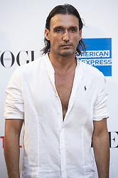 September 13, 2018 - Madrid, Spain - Rafa Mendez attends to photocall of Vogue Fashion Night Out 2018 in Madrid, Spain. September 14, 2018. (Credit Image: © Coolmedia/NurPhoto/ZUMA Press)