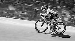 28.08.2016, Zell am See Kaprun, AUT, IRONMAN 70.3 Salzburg, im Bild Kaisa Lehtonen (FIN) // Kaisa Lehtonen (FIN) during IRONMAN 70.3, Salzburg at Zell am See- Kaprun, Austria on 2016/08/28. EXPA Pictures © 2016, PhotoCredit: EXPA/ JFK