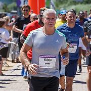 NLD/Amsterdam/20180701 - Evers staat op Run 2018, start oa Dries Roelvink