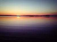 Sunset Harpswell, ME
