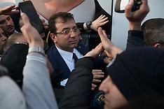 Ekrem Imamoglu Becomes New Mayor - Istanbul 18 April 2019