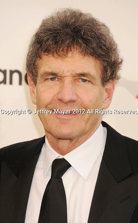 LOS ANGELES, CA - JUNE 07: Alan Horn  arrives at the 40th AFI Life Achievement Award honoring Shirley MacLaine at Sony Pictures Studios on June 7, 2012 in Los Angeles, California.