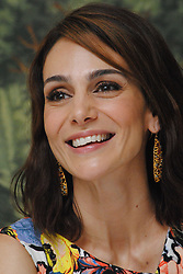 """Annie Parisse at the Hollywood Foreign Press Association press conference for """"Friends from College"""" held in New York, NY on July 14, 2017. (Photo by Yoram Kahana/Shooting Star) NO TABLOID PUBLICATIONS. NO USA SALES UNTIL AUGUST 14, 2017** *** Please Use Credit from Credit Field ***"""
