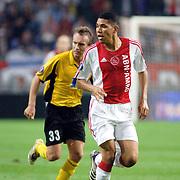 NLD/Amsterdam/20060928 - Voetbal, Uefa Cup voorronde 2006, Ajax - IK Start, Hedwiges Maduro