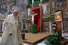 Vatican Summit On Child Sex Abuse - 25 Feb 2019