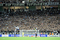 Nouveau Stade Bordeaux - supporters Bordeaux   - 23.05.2015 - Bordeaux / Montpellier - 38eme journee Ligue 1<br /> Photo : Nolwenn Le Gouic / Icon Sport