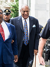 Bill Cosby arrives for Sentencing for his sexual assault trial in Norristown - 24 Sep 2018