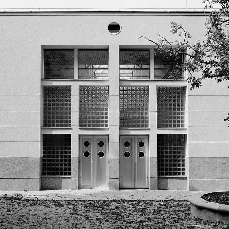 Telovadna dvorana Poljane
