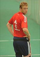 Nets Practice Leeds