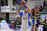 DESCRIZIONE : Eurolega Euroleague 2015/16 Group D Dinamo Banco di Sardegna Sassari - Unicaja Malaga<br /> GIOCATORE : Francesco Pellegrino<br /> CATEGORIA : Riscaldamento Before Pregame<br /> SQUADRA : Dinamo Banco di Sardegna Sassari<br /> EVENTO : Eurolega Euroleague 2015/2016<br /> GARA : Dinamo Banco di Sardegna Sassari - Unicaja Malaga<br /> DATA : 10/12/2015<br /> SPORT : Pallacanestro <br /> AUTORE : Agenzia Ciamillo-Castoria/C.AtzoriAUTORE : Agenzia Ciamillo-Castoria/C.Atzori