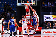Simone Zanotti<br /> VL Pesaro - Happy Casa Brindisi<br /> Lega Basket Serie A 2018/2019<br /> Pesaro 26/01/2019<br /> M.Ciaramicoli | Ciamillo Castoria