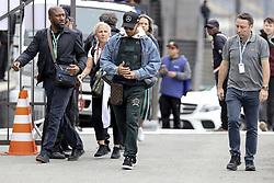November 8, 2018 - Sao Paulo, Brazil - Motorsports: FIA Formula One World Championship 2018, Grand Prix of Brazil World Championship;2018;Grand Prix;Brazil ,  #44 Lewis Hamilton (GBR, Mercedes AMG Petronas F1 Team) (Credit Image: © Hoch Zwei via ZUMA Wire)