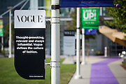 Executives of Vogue Magazine visit Yahoo! Inc. for a special event at Yahoo! Inc. in Sunnyvale, California, on July 30, 2013. (Stan Olszewski/SOSKIphoto)