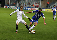 Gauthier Hein (FCM) - Pierre Bengtsson (SCB)<br /> <br /> FOOTBALL : Bastia vs Metz - Ligue 1 - 10/12/2016<br /> <br /> Norway only