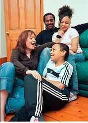 Foster parents, London Borough of Haringey, UK